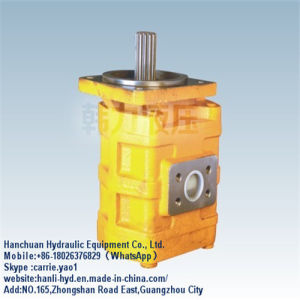 Kawasaki Hydraulic Gear Pump for Fuel Engineering Machinery (CBG1050) pictures & photos