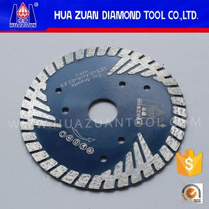 Turbo Cutting Blade with Flush/Diamond Saw Blade pictures & photos