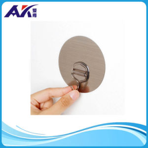 China Discount Price Stainless Steel Hanging Bath Wall Hooks