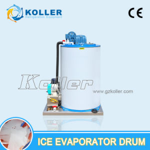 Widely Use 3000kg Flake Ice Evaporator Drum pictures & photos