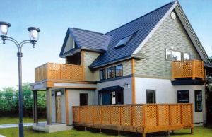 Customized Modular House Fast Install Residence Reasonable Layout Villa pictures & photos