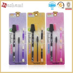 Washami Custom Cosmetics Makeup Brush 4PCS Makeup Brush Kit pictures & photos