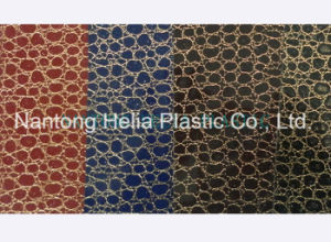 PU Decorative Leather for Jewellery Box etc (HL48-14) pictures & photos
