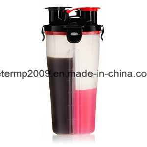 700ml BPA-Free Wholesale Twin Shaker Bottle, Hydra Cup pictures & photos