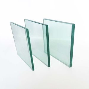 Customized 0.38mm/0.76mm/1.52mm PVB Laminated Glass for Curtain Wall pictures & photos