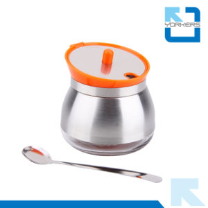 High Quality Seasoning Bottle Spice Shakers Salt and Pepper Set pictures & photos