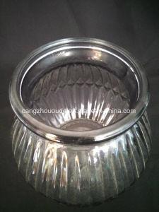 Round Transparent Glass Container Various Design pictures & photos