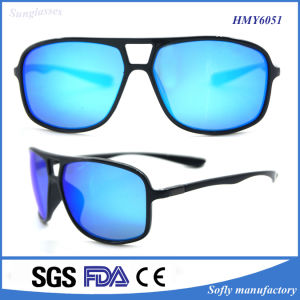 2016 High Quality Best Design Promation Classical Plastic Sunglasses pictures & photos