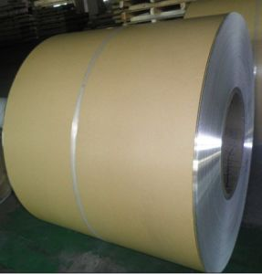 Aluminium/Aluminum Coil with Polykraft for Moisture Barrier (1050 1060 1100 3003) pictures & photos