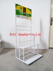 OEM Customized Supermarket Metal Storage Rack for Milk pictures & photos