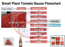 Small Capacity Tomato Sauce Processing Line pictures & photos