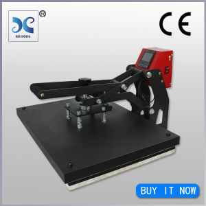 Sublimation Cheap Used T Shirt Heat Press Machine pictures & photos