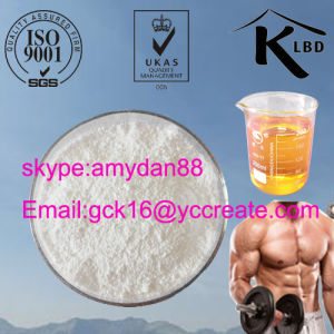 Anabolic Powder Test Prop Testosterone Propionate 57-85-2 for Muscle Gaining pictures & photos