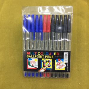 15PCS/PVC Bag Stick Ball Point Pen pictures & photos