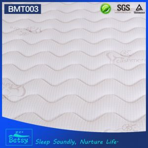 OEM High Quality Thin Mattress 20cm Soft Foam Layer and Cashmere Knitted Fabric pictures & photos