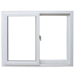 Double Glazing UPVC Sliding Window and Plastic Windows pictures & photos