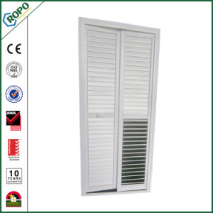 PVC Shutter Door, Laundry Door pictures & photos