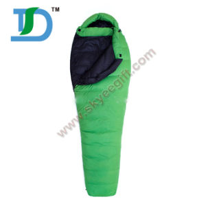 Cheap Price Mummy Adult Hiking Camping Duck Down Sleeping Bag pictures & photos