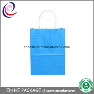 2016 Free Samples China Wholesale Brown Kraft Paper Bag pictures & photos