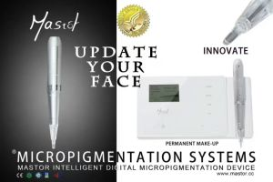 New Version of Mastor Intelligent Micropigment Digital Permanent Makeup Machine pictures & photos