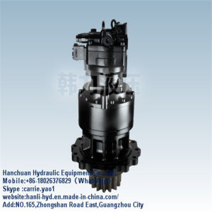 Hanli Supply Hydraulic Swing Motor for Excavator (8tons swing motor) pictures & photos