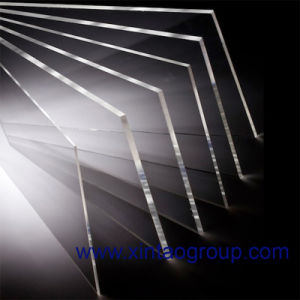 Manufacture Wholesale Cast Acrylic Sheet and Acrylic Plate by PMMA Board pictures & photos