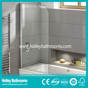 Clean Cut Walk-in Shower Room with Aluminium Pivot (SE932C)