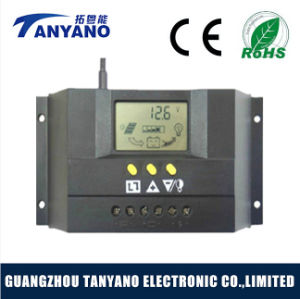 30A Solar Charge Controller 12V/24V Controller with LCD Screen pictures & photos