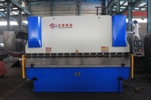 WF67K 125T/2500 Hydraulic Press Brake for Sale pictures & photos
