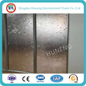 Clear Acid Decorative Glass Building Glass pictures & photos