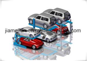 Four Post Home Car Hoist Parking Lift pictures & photos
