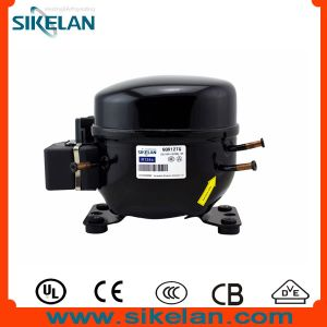 Good Quality 220V R134A Commercial Refrigeration Parts AC Hermetic Showcase Island Compressor Gqr12tg Mbp 1168W pictures & photos
