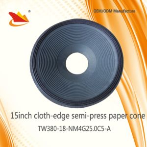 Hot Sale Speaker Parts 15inch PA Speaker Papar Cone - Speaker Cone, Free Sample pictures & photos