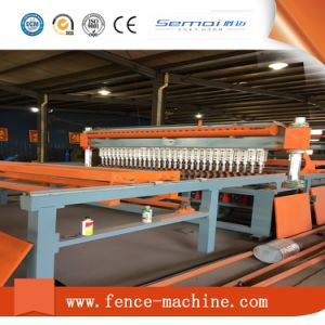 Automatic Steel Wire Mesh Welding Machine for Producing Brickforce Constuction Mesh pictures & photos