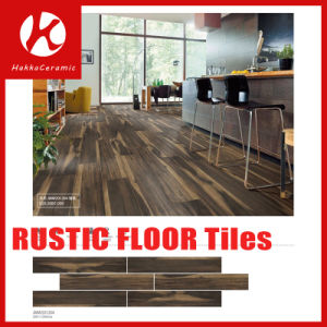 Wood Design Look Ceramic Porcelain Floor Tile Wooden Scrabble Tiles pictures & photos