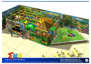 Villege Themed Indoor Playground for Children
