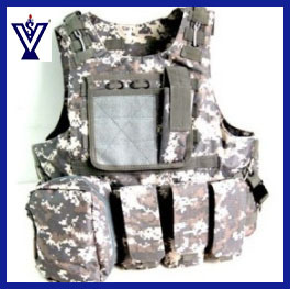Comfortable Camouflage Military Tactical Vest (SYSG-223) pictures & photos