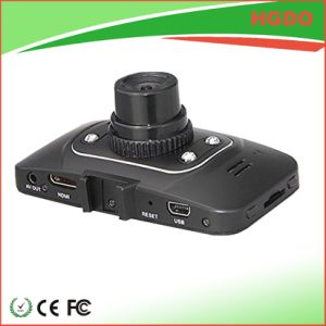 Full 720p 1080P Mini Digital Car Dash Camera GS8000L pictures & photos