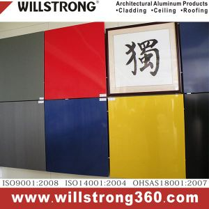 Customer Designed Aluminum Composite Wall Panel for Interior and Exterior pictures & photos