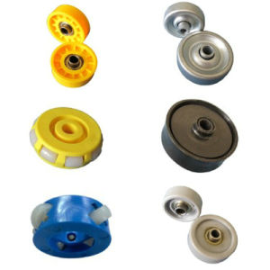 Double Layer Omni Wheel/Skate Wheel pictures & photos