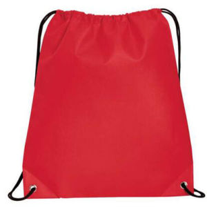 Wholesale Non-Woven Drawstring Backpack for Students pictures & photos