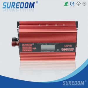 OEM Red Color 1000W LCD UPS AC Charger Inverter pictures & photos