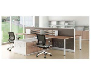 Elegant Workstation Modern Computer Desk (SZ-WS128) pictures & photos
