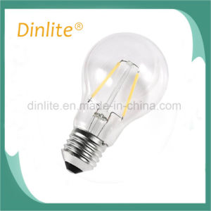 High Quality A19 4W dimmable LED Filament Bulb pictures & photos