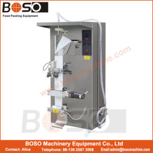 Oil Liquid Filling and Sealing Packaging Machine