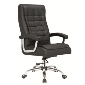 Most Popular High Back Ergonomic Executive Leather Office Chair pictures & photos