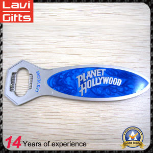Good Quality Promotion Gift Custom Bottle Wine Opener with Corskscrew pictures & photos