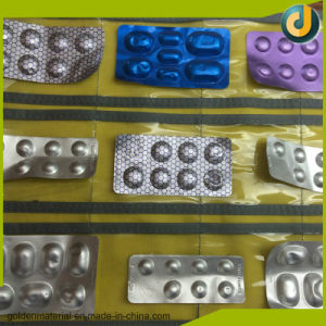 PVC Rigid Clear Plastic Film for Pharmaceutical Packing