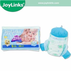 Premium Diapers with Large Grip Tabs, Wetness Indicator and Triple Protection pictures & photos