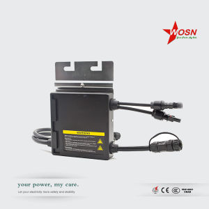 Wosn (22-45V/20-40V) to 220V Smg-260W Waterproof Solar on Grid Tie Micro Inverter pictures & photos
